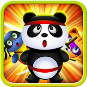 Flying Cute Ninja Animals Saga