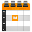 Timetable for Android logo