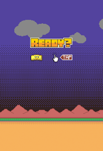 Flying Burrito - A Flappy Game - screenshot thumbnail