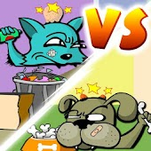 Cat vs Dog Deluxe