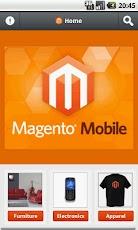 Magento Store Mobile