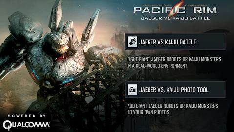PACIFIC RIM: KAIJU BATTLE Screenshot 1