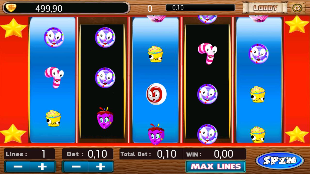 Vacation slots game