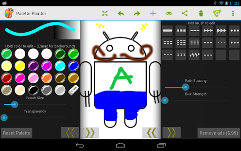 【免費教育App】Palette Paint & Doodle (Pro)-APP點子