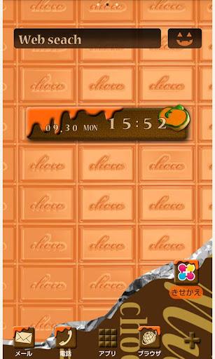 Halloween Chocolate Wallpaper 1.1 Windows u7528 1