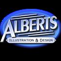 Alberts Illustration & Design icon