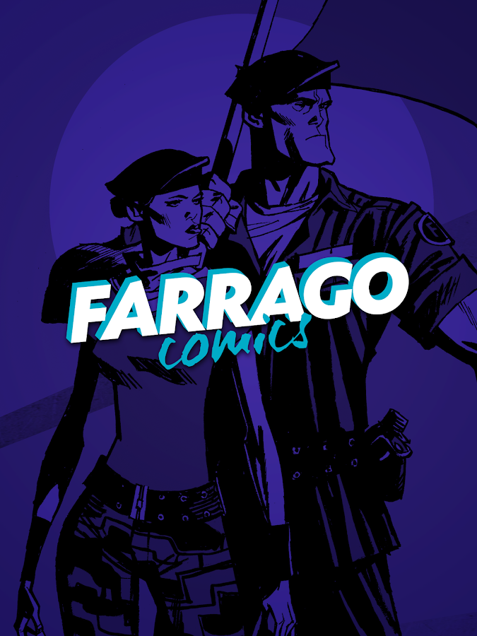 Farrago Comics- screenshot