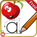 ✏ Learn Write Letters ABC 123