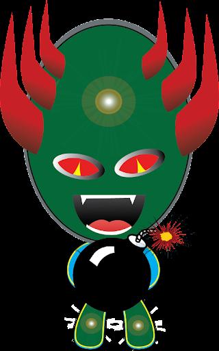 Alien Bomber