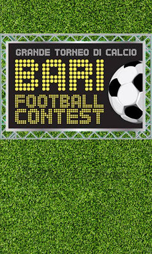 Bari Football Contest Di Cagno