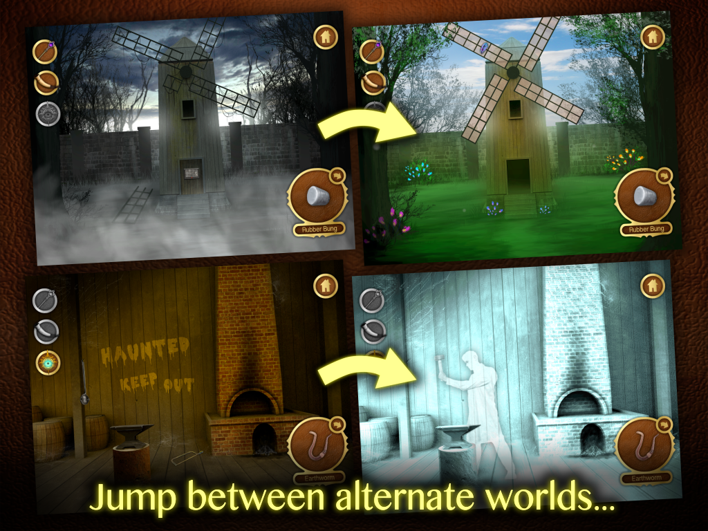 The Magic Castle: Mystery Game - screenshot
