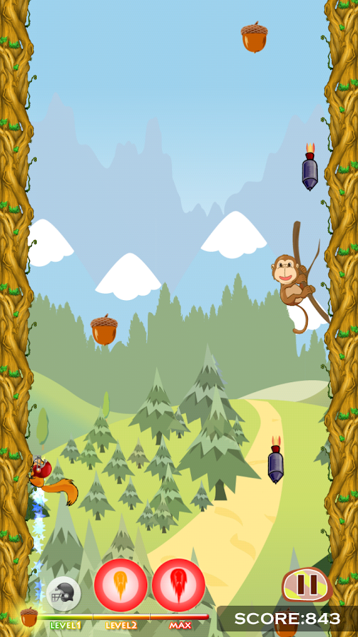 Forest Run - screenshot