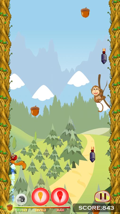 Forest Run - screenshot