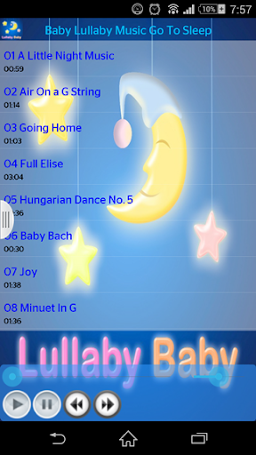 Baby Lullaby Music Go To Sleep
