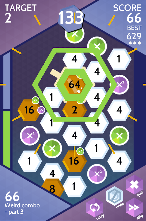 Sumico - the numbers game - screenshot