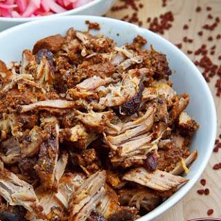 Cochinita Pibil (Puerco Pibil)