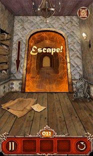 Screenshots of Escape Action for iPhone