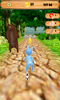 Screenshot of Bunny Run and Jump