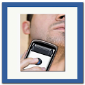 Electric shaver icon