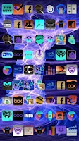 Screenshot of Inverted Icon THEME ★FREE★
