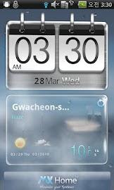 Sense HTC style MX Theme free Screenshot 3