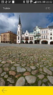 Trutnov - audio tour- screenshot thumbnail