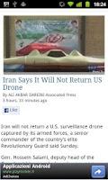 Screenshot of USA Press News