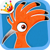 Birds - Kids Coloring Puzzle