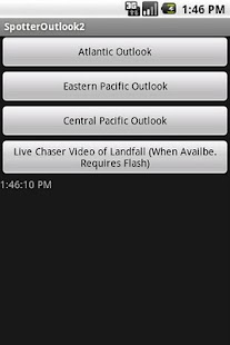 Storm Chaser Hurricane Outlook - screenshot thumbnail