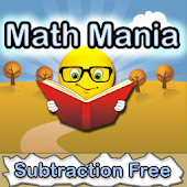 Math Mania Kids Subtraction