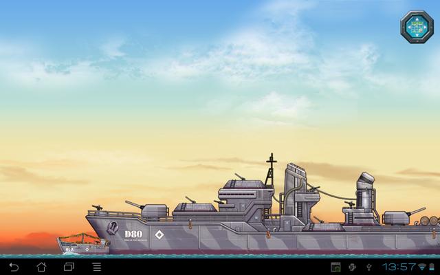 Wings of Fury- screenshot