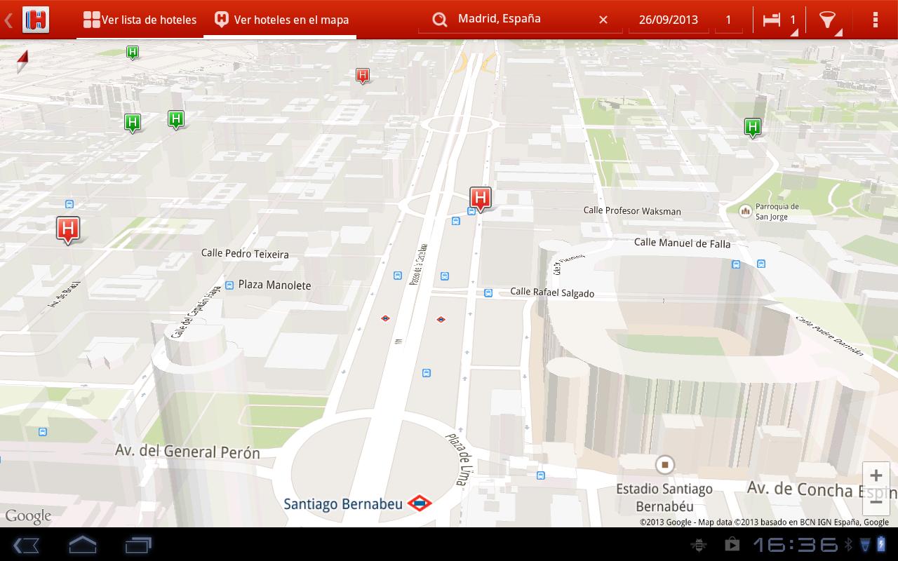 Buscar hoteles aplicaciones de android en for Aplicacion para buscar habitacion