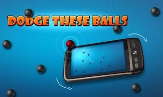 Screenshot of Dodge These Balls
