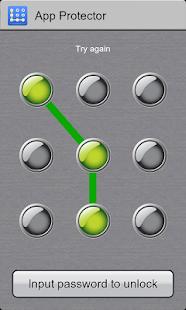 App Lock Screenshot