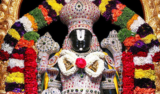 Tirupati Balaji Wallpapers HD  screenshots 1