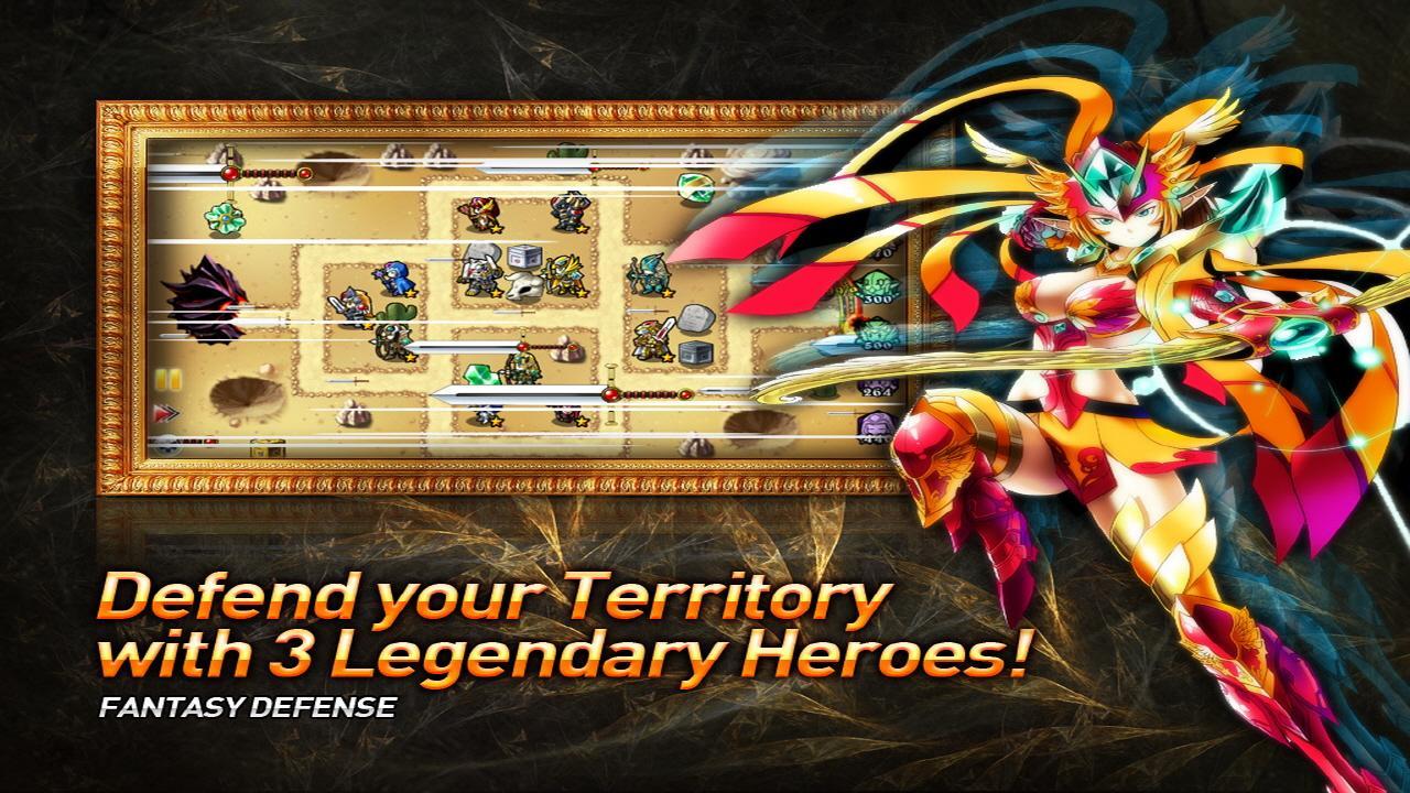 Fantasy Defense_- screenshot