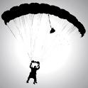 Saut en parachute icon