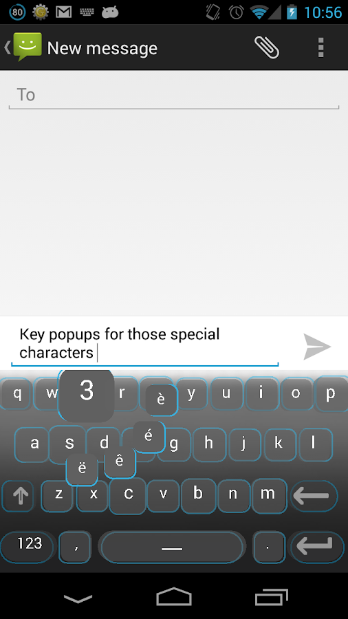 Dynamic Keyboard - Pro - screenshot
