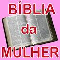 BIBLIA SAGRADA DA MULHER . icon