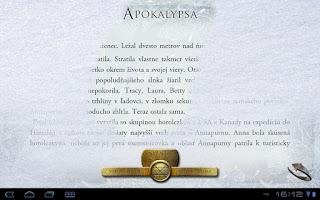 Screenshot of Apokalypsa SK
