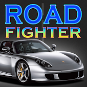 Road Fighter Tilt Car Race