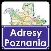 Adresy Poznania
