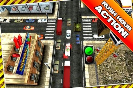 Traffic Panic 3D- screenshot thumbnail