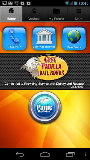 Greg Padilla Bail Bonds