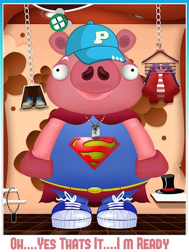 玩休閒App|豚ヘアーサロン - 楽しいゲーム免費|APP試玩