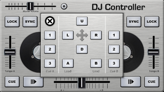DJ Control- screenshot thumbnail