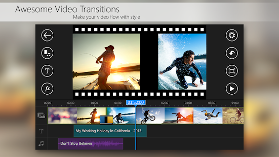 PowerDirector Video Editor App Screenshot 6