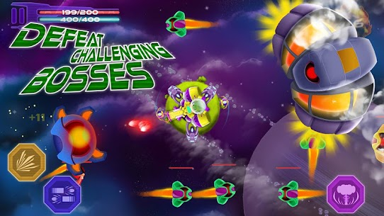 Space Defense – Shooting Game Mod Apk (Unlimited Money) 5