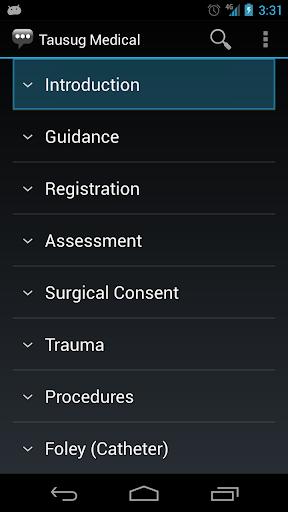 【免費通訊App】Tausug Medical Phrases-APP點子