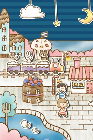Sweets Shop LiveWallpaper v1.1